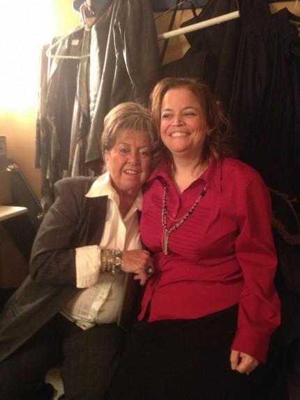 Julie et Katia Daraîche