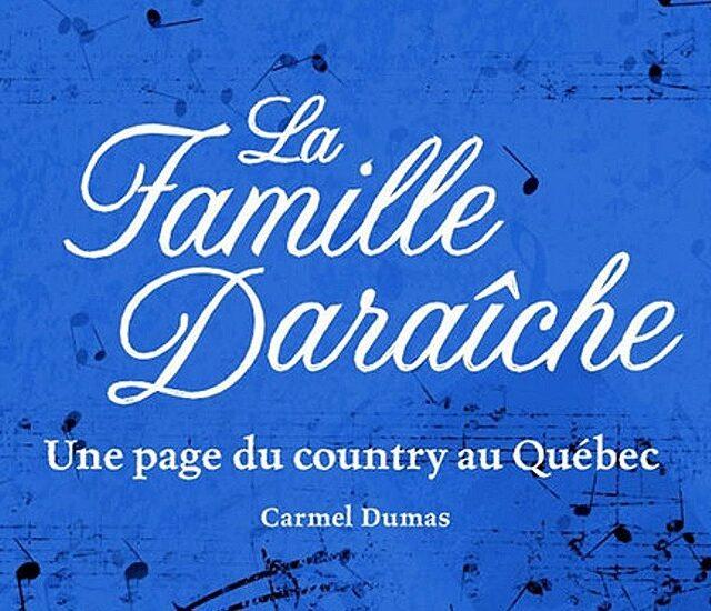 Livre sur la famille Daraîche